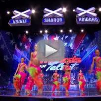 The Untouchables on America's Got Talent