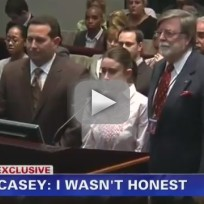 Casey Anthony on Piers Morgan Tonight