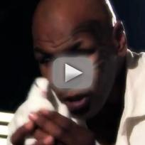 "Mike Tyson Sings ""Lebron James"" on Jimmy Kimmel Live"