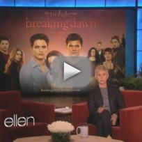 Ellen DeGeneres in Breaking Dawn