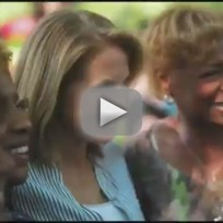 Katie Couric Talk Show Promo