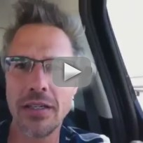 Jason trawick sings to britney