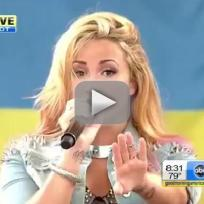 "Demi Lovato - ""Give Your Heart a Break"" (Live on GMA)"