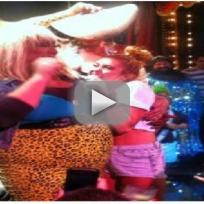 Miley Cyrus Serenades Drag Queen