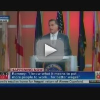 Mitt Romney Booed at NAACP