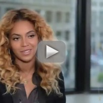 Beyonce Reads Letter to Michelle Obama