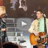 "Demi Lovato and Nick Jonas: ""Don't Forget/Catch Me"""