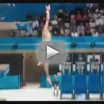 Worst Olympic Dive Ever