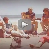 "One Direction Covers ""Wonderwall"""