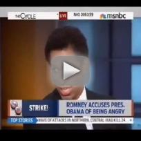 Toure: Romney Engaging in 'Niggerization' of Obama