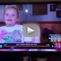 Honey Boo Boo Speaks Spanish