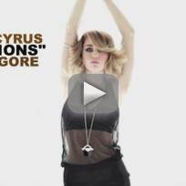 "Miley Cyrus and Borgore - ""Decisions"""