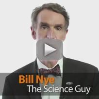 Bill Nye Supports Evolution