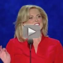 Ann romney republican national convention speech