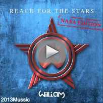 William reach for the stars mars edition