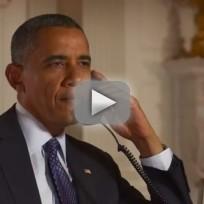 President Obama Calls Kal Penn