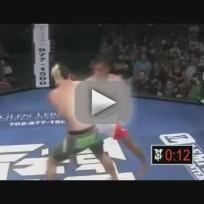 Shai Lindsey-Carlo Juinio MMA Showboating Fail