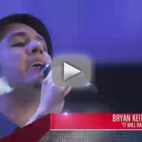 Bryan Keith - It Will Rain (The Voice Blind Audition)