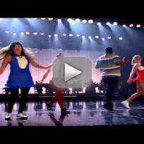 Glee cast performs call me maybe