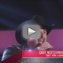 Casey Muessigman - Sweet Home Alabama (The Voice Blind Audition)