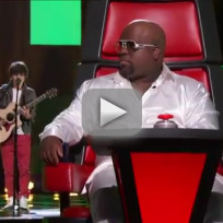 Mackenzie Bourg - Pumped Up Kicks (The Voice Blind Audition)