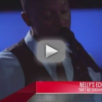 Nelly's Echo - Ain't No Sunshine (The Voice Blind Audition)