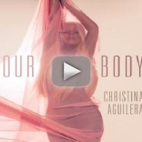 "Christina Aguilera - ""Your Body"" (Audio)"