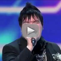Jason Brock X Factor Audition