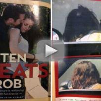 Rupert Sanders and Kristen Stewart Photos: Doctored?!?