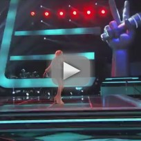 Liz Davis - Here for the Party - The Voice (Blind Audition)