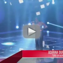Adana Duru, Kelly Crapa and Paulina (The Voice Blind Auditions)