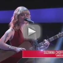 Suzanna Choffel - Landslide (The Voice Blind Audition)