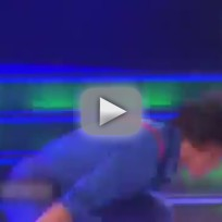 Apolo Anton Ohno - Dancing With the Stars Week 1
