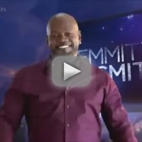 Emmitt Smith - Dancing With the Stars Week 1