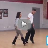 Kelly Monaco - Dancing With the Stars Week 1