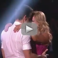 Sabrina Bryan - Dancing With the Stars Week 1