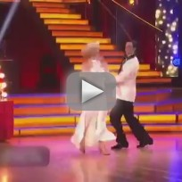 Gilles Marini - Dancing With the Stars Week 1