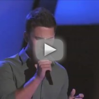 Charlie Rey - Home (The Voice Blind Audition)
