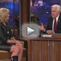 Ann romney tonight show clip meeting mitt