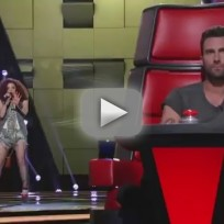 Chevonne - Brass in Pocket (The Voice Blind Audition)