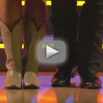 Bristol Palin - Dancing With the Stars Week 2