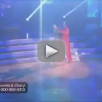 Emmitt Smith - Dancing With the Stars Week 2