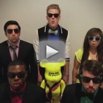Pentatonix - Gangnam Style (A Cappella)