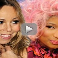 Nicki Minaj Goes Off on Mariah Carey