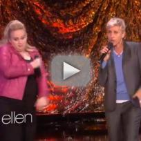 "Rebel Wilson and Ellen DeGeneres - ""Shoop"""