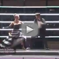 Helio Castroneves - Dancing With the Stars Week 3