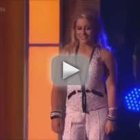 Shawn Johnson - Dancing With the Stars Week 3