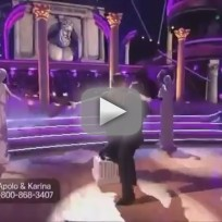 Apolo Anton Ohno - Dancing With the Stars Week 3