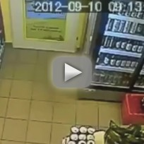 Nun Steals From Convenience Store