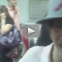 Stolen Justin Bieber Video